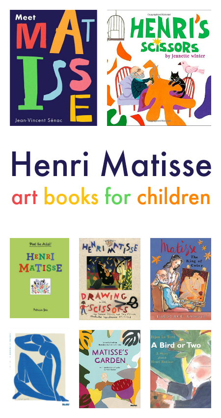 Henri-Matisse-art-books-for-children