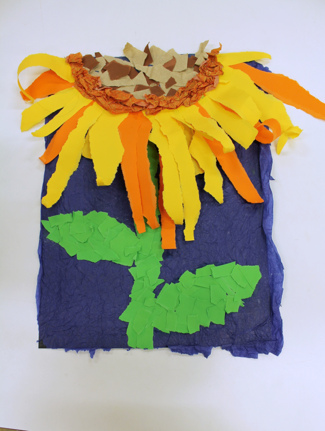 Van Gogh Sunflower Art Project For Children Nurturestore