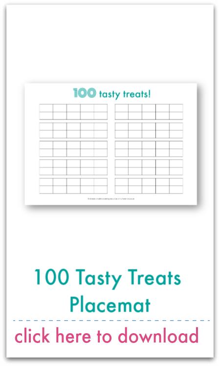 100 tasty treats