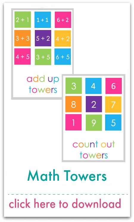 Math Towers
