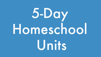 5-day homeschool units