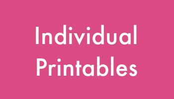 individual printables