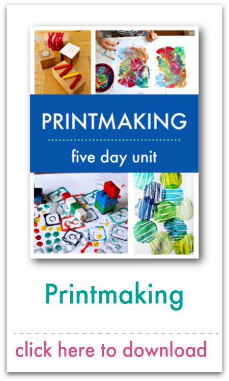 printmaking unit