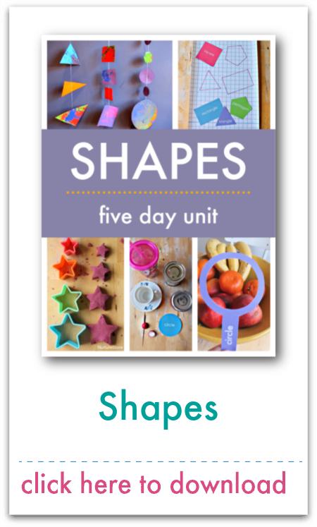 shapes unit